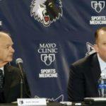 NBA – Le propriétaire des Wolves revient sur l'éviction de Tom Thibodeau