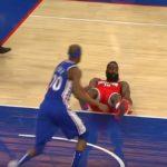 NBA – La drôle de défense de Corey Brewer sur James Harden