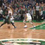 NBA – Sa danse face au handle ravageur de Kyrie Irving ? Andre Iguodala réagit