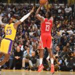 NBA – Rockets, Clippers et Lakers sur le même joueur pour se renforcer