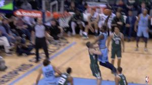 NBA – Top 10 : JaMychal Green pour le poster de l'année ?
