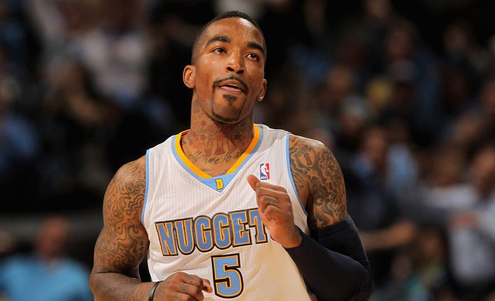 JR Smith Nuggets