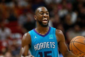Kemba Walker sous le maillot des Hornets