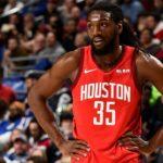 NBA – Pour son premier panier avec les Rockets, Kenneth Faried prend… une technique !