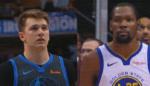 NBA – Kevin Durant donne son avis cash sur Luka Doncic