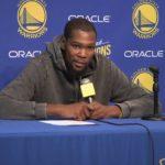 NBA – Kevin Durant revient sur son sauvetage illégal face à Houston