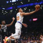 NBA – Kevin Knox rêve de jouer avec Kevin Durant