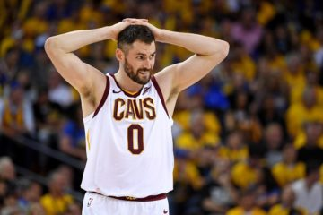 kevin love trade thunder pelicans