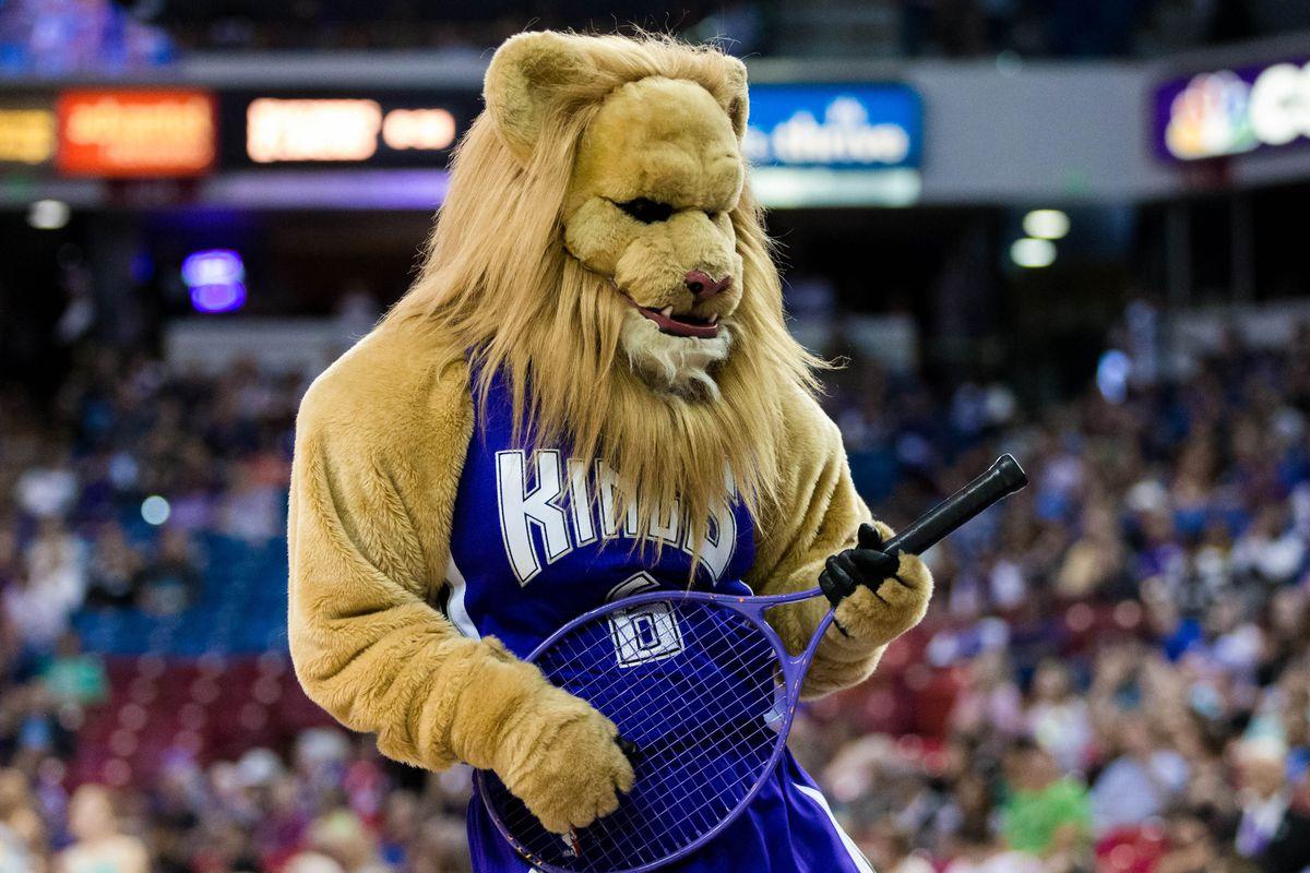 Les Kings de Sacramento ne manquent pas d'inspiration pour les concours avec leurs fans.