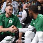 NBA – Kyrie Irving veut développer sa relation avec Gordon Hayward