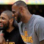 NBA – L'improbable joueur qui rejoint LeBron et Kyrie Irving dans l'histoire !