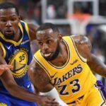 NBA – LeBron ou Durant ? KD violemment éjecté