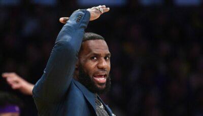 NBA – Un Laker ridiculisé pour son miracle capillaire à la LeBron