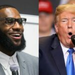 NBA – LeBron plombe encore Donald Trump !