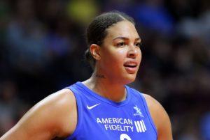 WNBA – Dallas : Liz Cambage demande à être tradée !