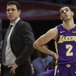 NBA – LaVar Ball se paie Luke Walton !