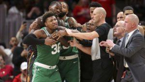 NBA – Marcus Smart échappe à la suspension
