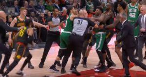 NBA – Marcus Smart a voulu se battre avec un joueur des Hawks !