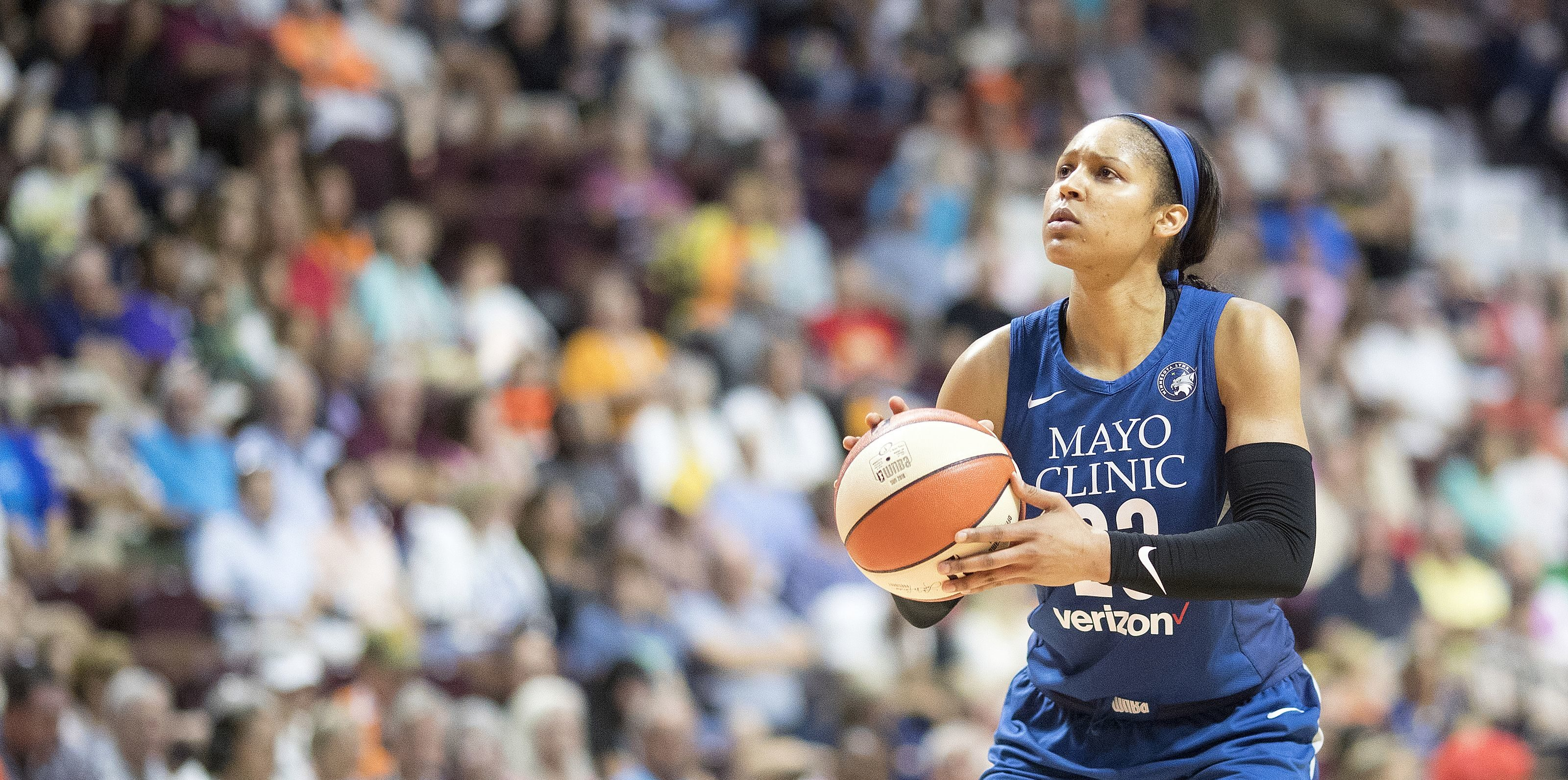 4039fd528c868 WNBA - L'avenir de Maya Moore aux Lynx incertain
