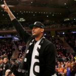 NBA – L'ovation du Madison Square Garden pour Carmelo Anthony