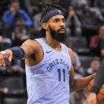NBA – Un career-high pour Mike Conley