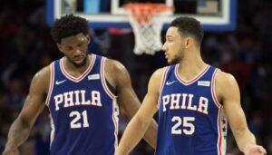 NBA – La réaction cinglante de Simmons aux propos d'Embiid !