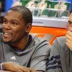 NBA – Kevin Durant de retour à OKC… pour Nick Collison