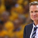 NBA – Soirée historique pour Steve Kerr