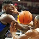 NCAA – Zion Williamson touché à l'œil
