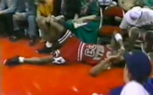 NBA – L'histoire derrière la violente faute de Dennis Rodman sur Scottie Pippen