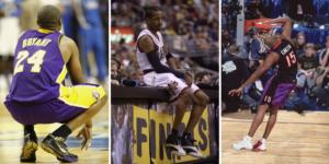 NBA – Les 10 sneakers iconiques des années 2000
