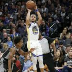 NBA – Stephen Curry continue d'écrire sa légende à trois points