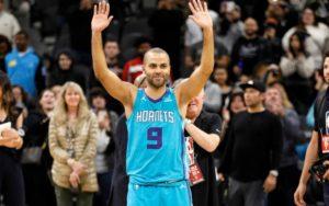 NBA – Tony Parker : «A Charlotte, tu as parfois du mal à te lever le matin»
