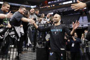 NBA – Tony Parker s'exprime sur son retour à San Antonio