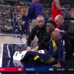 NBA – Fin de saison pour Victor Oladipo ?