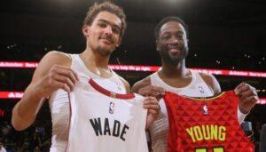 NBA – Les 5 jeunes que D-Wade adore regarder dans la ligue