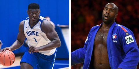 Zion Williamson Teddy Rinner