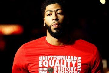Les Pelicans veulent une réunion avec la ligue cette semaine pour pouvoir ne pas faire jouer Anthony Davis jusqu'à la fin de la saison
