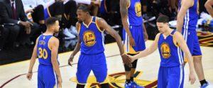 NBA – La stat qui rend les Warriors invincibles