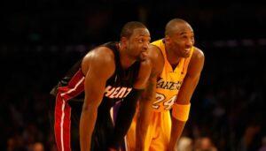 NBA – La phrase épique de Kobe… le jour où D-Wade lui a pété le nez