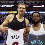 NBA – Comment Adam Silver a eu l'idée d'inviter Wade et Nowitzki pour le ASG