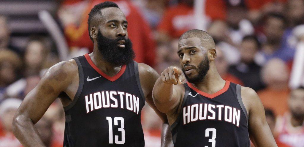 Après la défaite des Rockets hier soir, James Harden et Chris Paul n'ont pas été tendres envers l'arbitrage