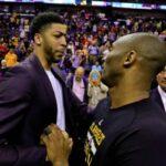 NBA – La décla très vraie d'Anthony Davis sur l'héritage de Kobe Bryant