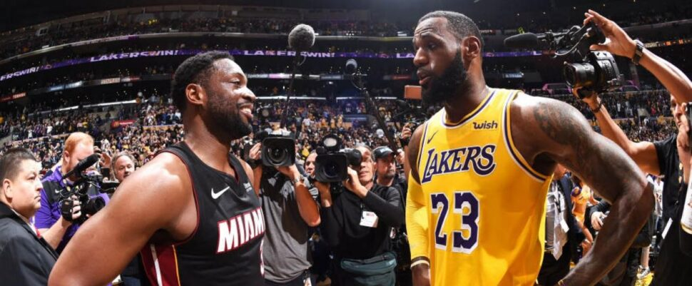LeBron James a exprimé avec humour le fait de jouer un dernier All-Star Game avec Dwyane Wade