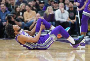 NBA – Inquiétude pour le genou de Marvin Bagley