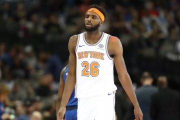 Mitchell Robinson sous le maillot des Knicks