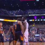 NBA – Draymond expulsé après un comportement limite de Kelly Oubre