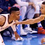 NBA – Steph Curry monte au créneau pour Draymond Green et Russell Westbrook