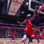 NBA – Terrance Ferguson passe proche de la catastrophe avec la planche
