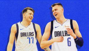 NBA – « Doncic et Porzingis seront à Dallas pour 20 ans »